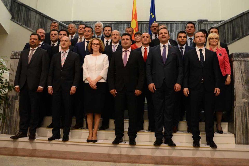 ВМРО-ДПМНЕ: СДСМ ветуваше дека Македонија ќе ја внесе во ЕУ и НАТО за 6 месеци, а сега сме сведоци на растечка корупција и критики во круцијални делови од извештајот