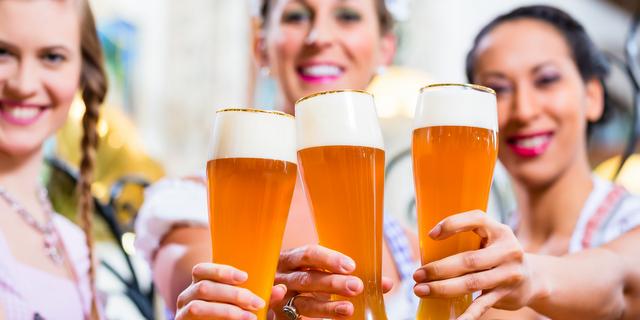 Седум причини зошто е добро жените да пијат пиво