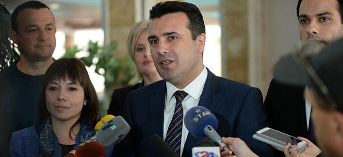 Заев: Реконструкција на Владата до крајот на април