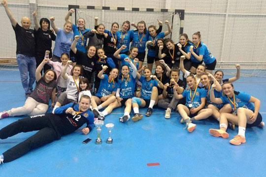 Вардар и ЖРК Металург шампиони во пионерска конкуренција