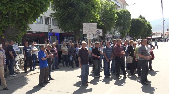 """Вработените на """"Еурокомпозит"""" не постигнаа договор со Владата"""
