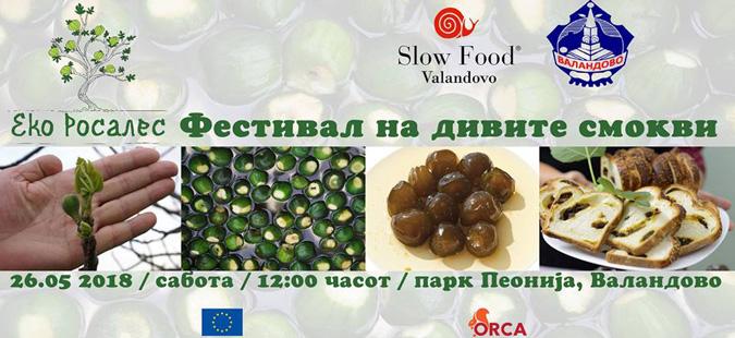 Фестивал на диви смокви во Валандово