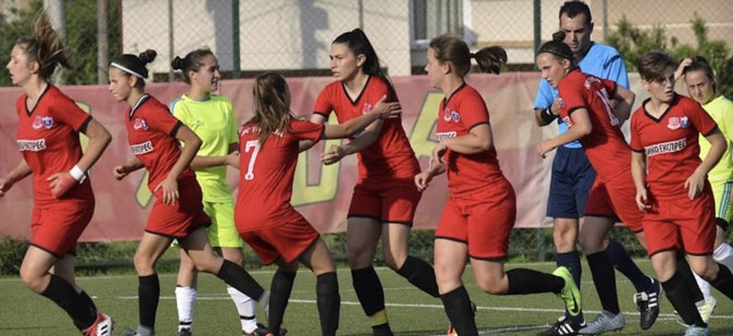 Тиверија го освои Купот на Македонија во женска конкуренција