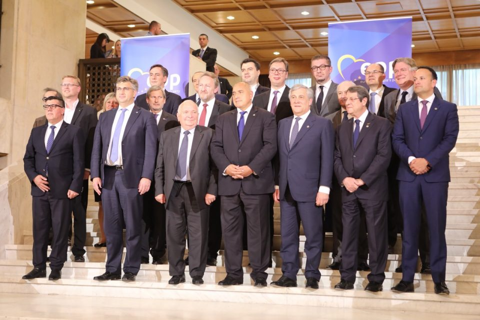 Мицкоски на самитот во Софија разговараше за актуелните политички и економски состојби, како и за предизвиците со кои се соочува Западниот Балкан