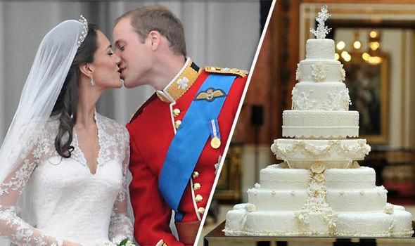 На аукција се продаваат парчиња свадбени торти- од нивната вртоглава сума ќе останете без текст