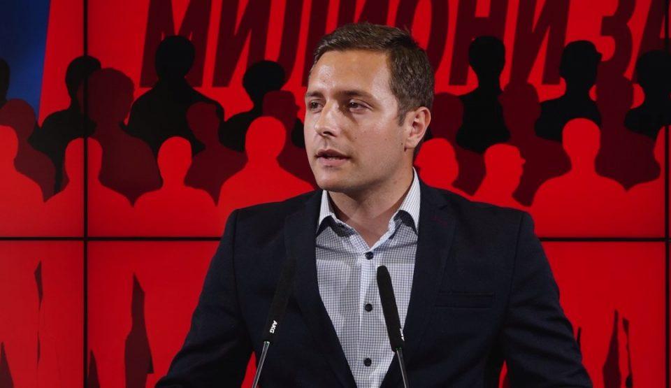ВМРО-ДПМНЕ обзнани уште едно скандалозно ангажирање на советник на Заев