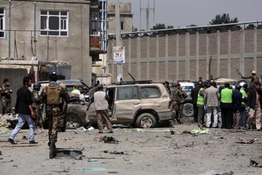 Во експлозија во Авганистан загинаа 11 провладини борци