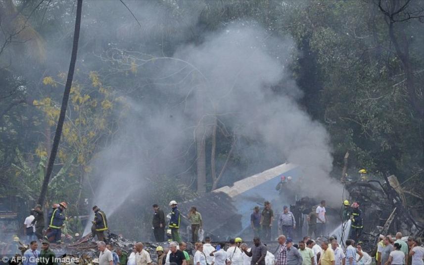 Детали за страшната несреќа во Куба: Дали ова е причината за рушењето на авионот? (ФОТО)