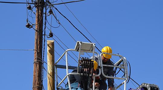 Гостивар до 17 часот без струја, ЕВН врши реконструкција на мрежата