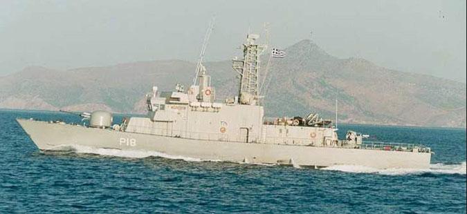 Нов инцидент меѓу грчки и турски брод во Егејското Море