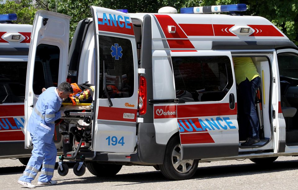 Фатална несреќа во Радишани: Работник паднал од височина, починал на Клиника