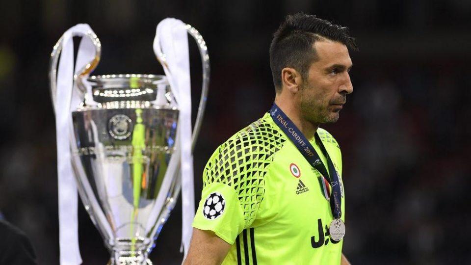 Буфон од Јувентус заминува во италијанската репрезентација