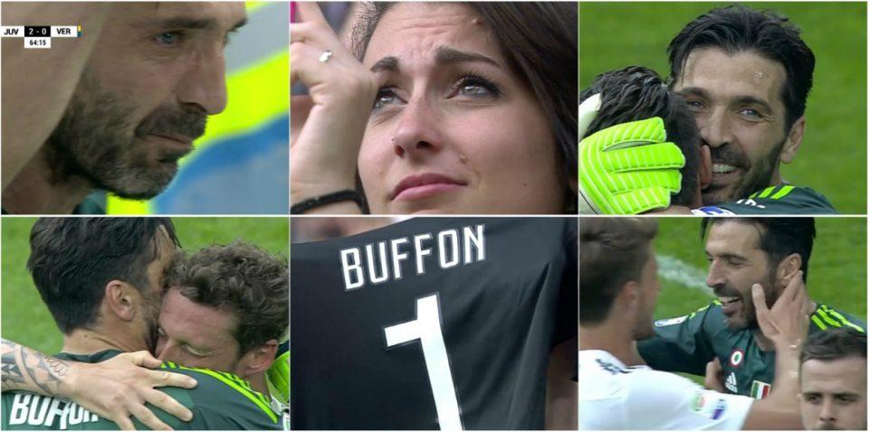 Последните мигови од љубовната приказна на Буфон и Јуве: Со емотивно видео Јувентус и се заблагодари на својата легенда