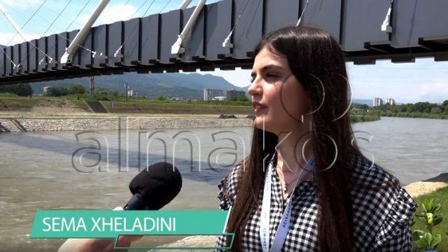 Скопската хероина Сема Џеладини спаси петгодишно девојче од Вардар