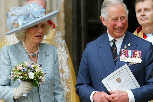 Принцот Чарлс и војвотката Камила во официјална посета на Грција