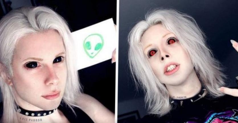 ФОТО: Потрошил 50.000 евра за да го смени изгледот, а денес личи на вонземјанин