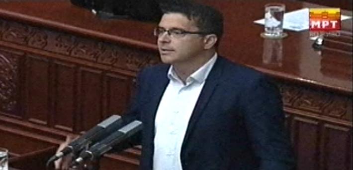 Цуклев: Министрите од коалициската СДСМ и ДУИ имаат различни изјави за тоа кој е одговорен за милионскиот криминал
