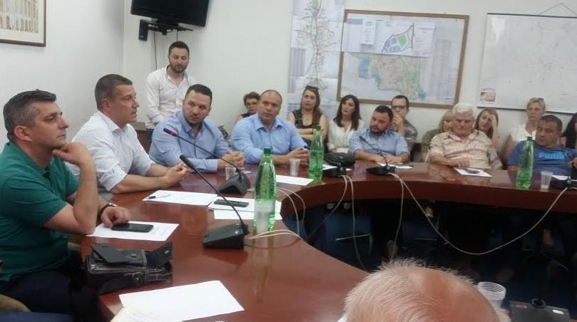 Манчевски оствари средба со граѓани од Куманово