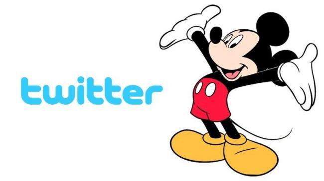 Дизни ја префла својата програма и на Твитер