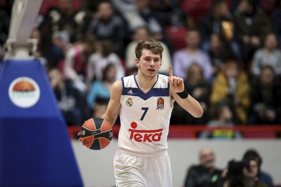 Лука Дончиќ избран за најдобар кошаркар во Шпанија