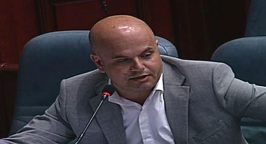 Данев: Немање на 61 пратеник во Собранието е уште еден доказ на неодговорното однесување на парламентарното мнозинство