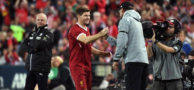 Џерард: Ми недостасува Ливерпул