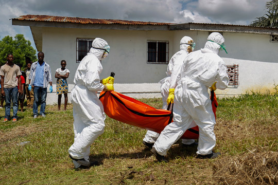 Епидемијата на ебола прогласена за меѓународна здравствена криза