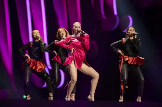 И Македонија со награда на Евровизија (ВИДЕО)