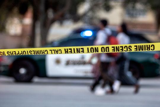 Петмина ранети при напад во Сан Диего