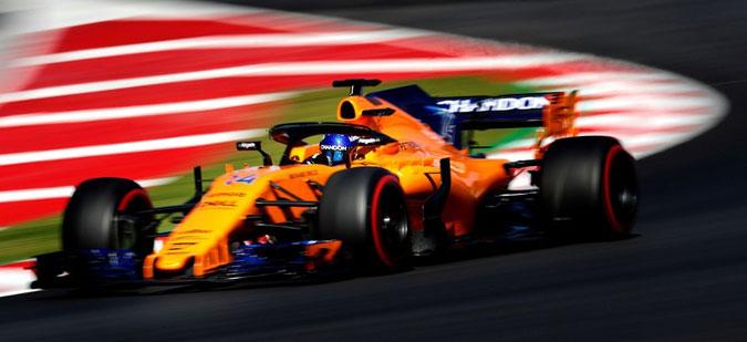 Алонсо се надева на напредок на Мекларен пред неговото домашно Гран при