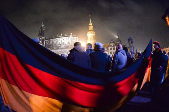 Анкета: Мнозинството Германци не ги сметаат САД за сигурен партнер