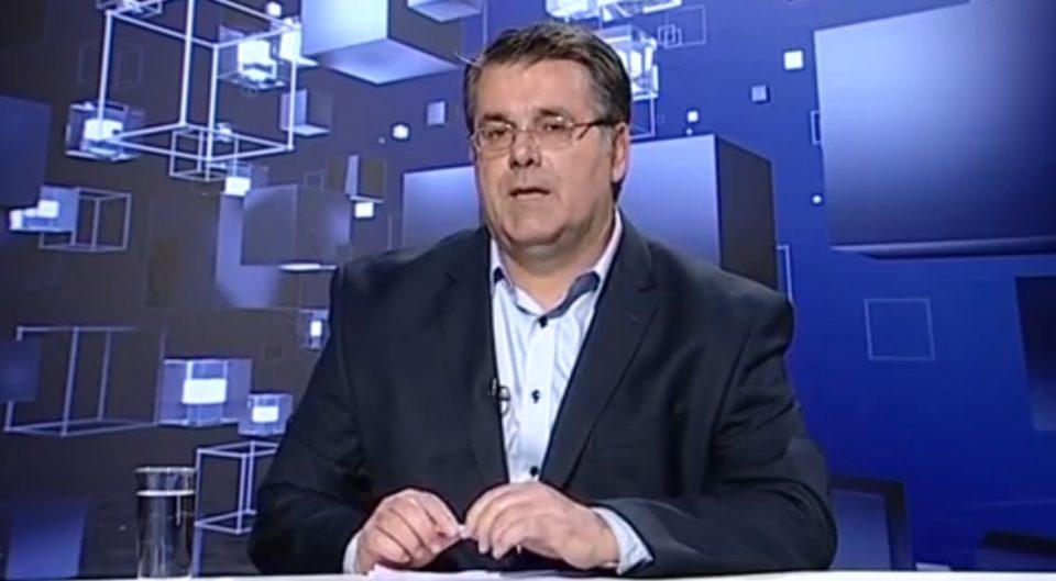 """СДСМ бегаат од гостувања во """"Алфа"""", телевизија која не е под нивна контрола"""
