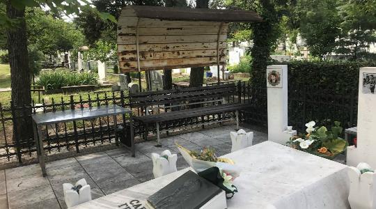 Во Кавадарци се уредува просторот околу гробовите на жртвите од војните во поранешна Југославија