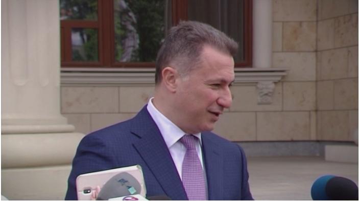 Унгарија донесе одлука за барањето за азил на Груевски