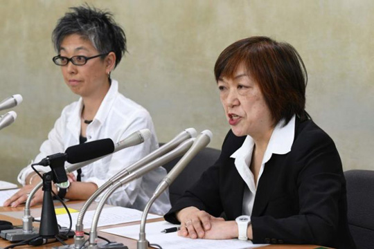 Јапонски новинарки се организираат против сексуално вознемирување и сексизам