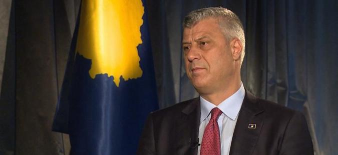 Тачи го одобри Договорот за границата меѓу Косово и Црна Гора