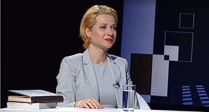 Василевска: СДСМ реализира надворешна агенда на сметка на коските на нашите предци  и кичмата на нашите деца