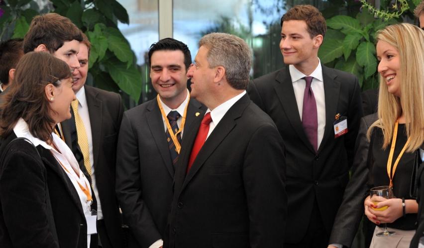 Објавен конкурс за Школатаза млади лидери на претседателот Ивановза 2018 година