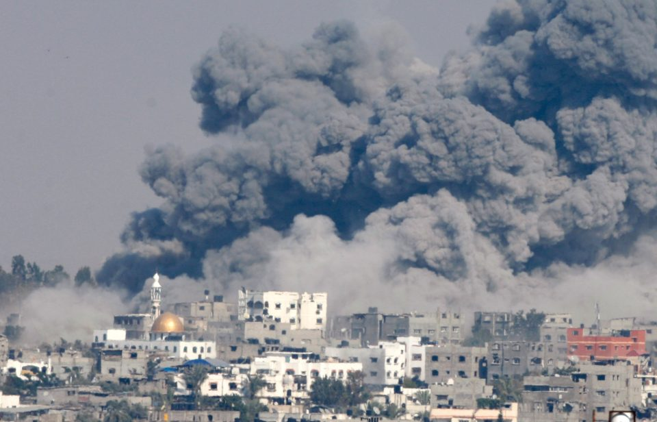 Американски официјални лица: Израел се подготвува за војна со Иран