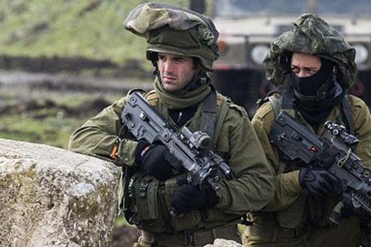 Зголемена борбената готовност на изрелската армија