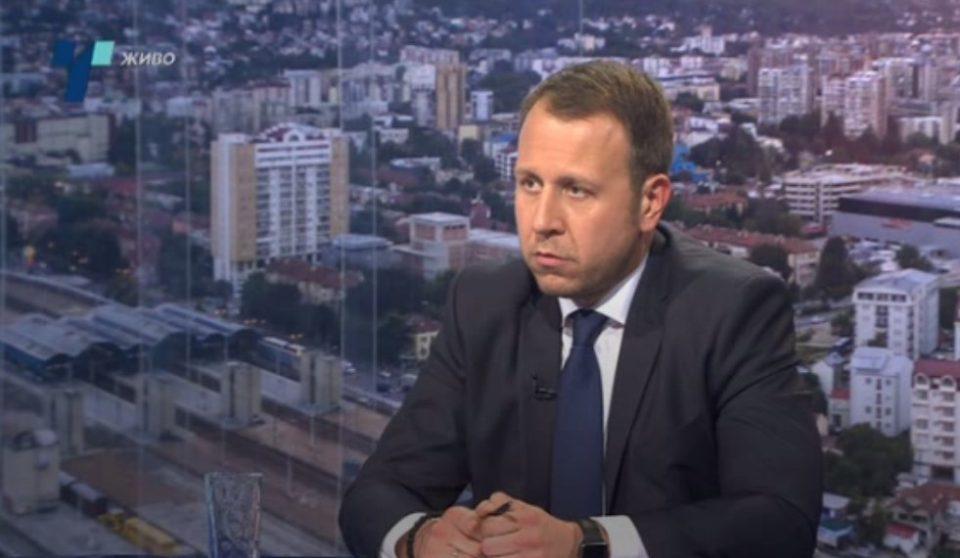 Јанушев до Ременски: Донесовте само закон со кој ја зголемивте акцизата на горивата и граѓаните денеска плаќаат повеќе поради вас