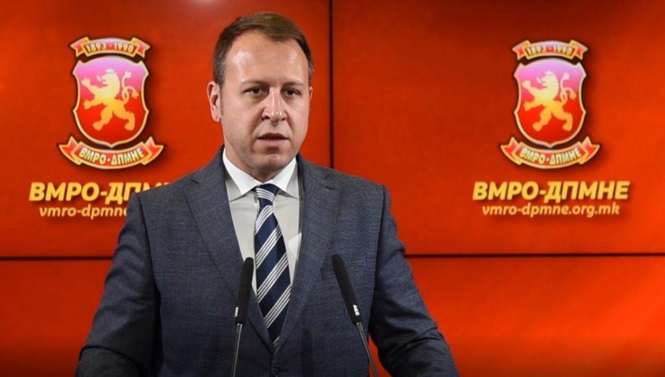 Јанушев за одлуката за лустрација: Бандата рекетарска губи контрола