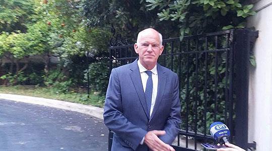 Утре средба Папандреу-Димитров во Сунио