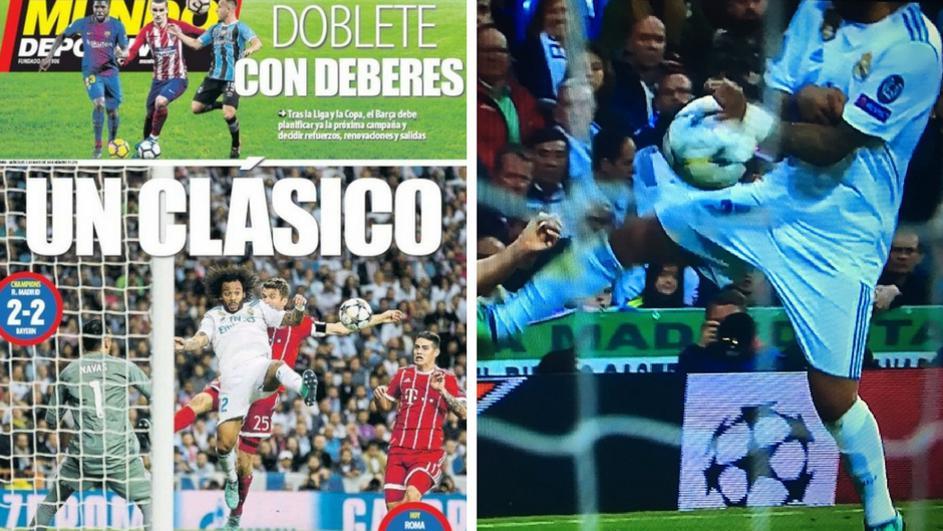 Каталонските насловни страници: Вака поминува Реал, класика… (ФОТО)