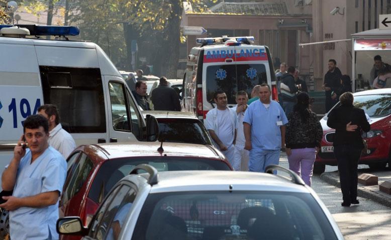 Го измамиле на скопска Клиника: Му се претставил како доктор и му земал 12.000 денари