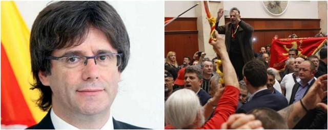 За Пучдемон кауција од 75 – за обвинетите од 27 април не се доволни ниту 125 илјади евра