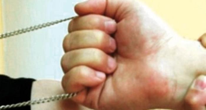 Охриѓанец со нож нападнал сограѓанка и ја ограбил, познати нивните идентитети
