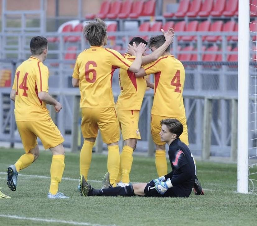 Македонија У-16 ја победи Словенија