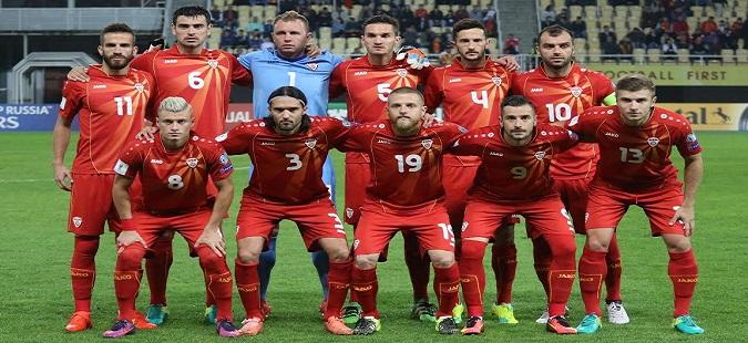 Македонија остана на 77. позиција на ФИФА листата