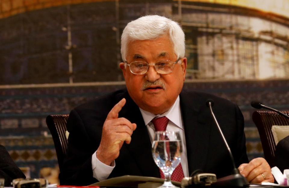 Абас најави распуштање на Палестинскиот законодавен совет